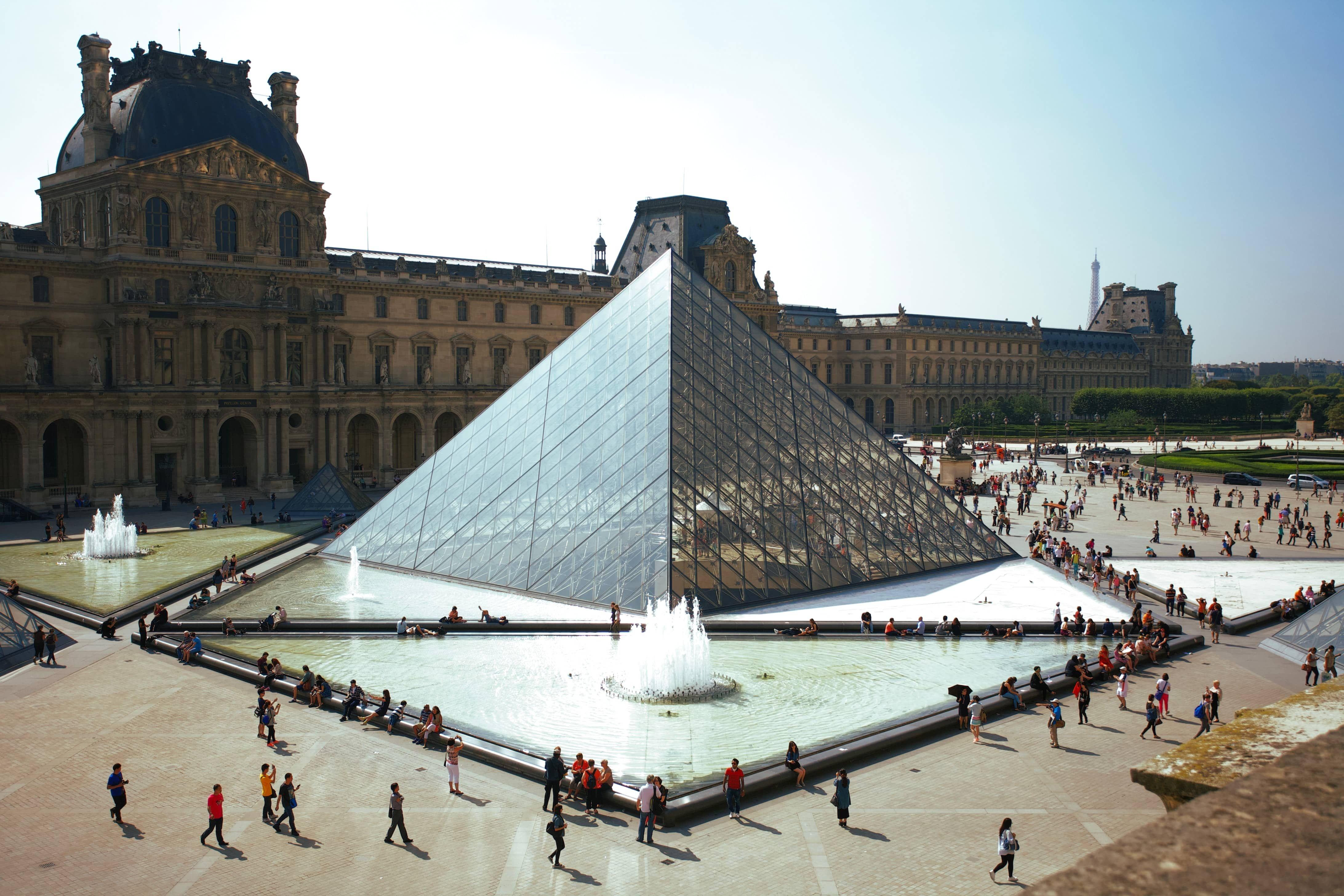 Fotografia El free tour de París de Civitatis es accesible