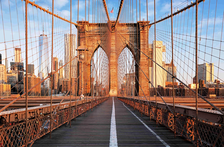 Fotografia El Puente de Brookylin, en Nueva York