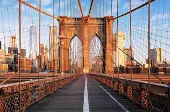 Foto de El Puente de Brookylin, en Nueva York