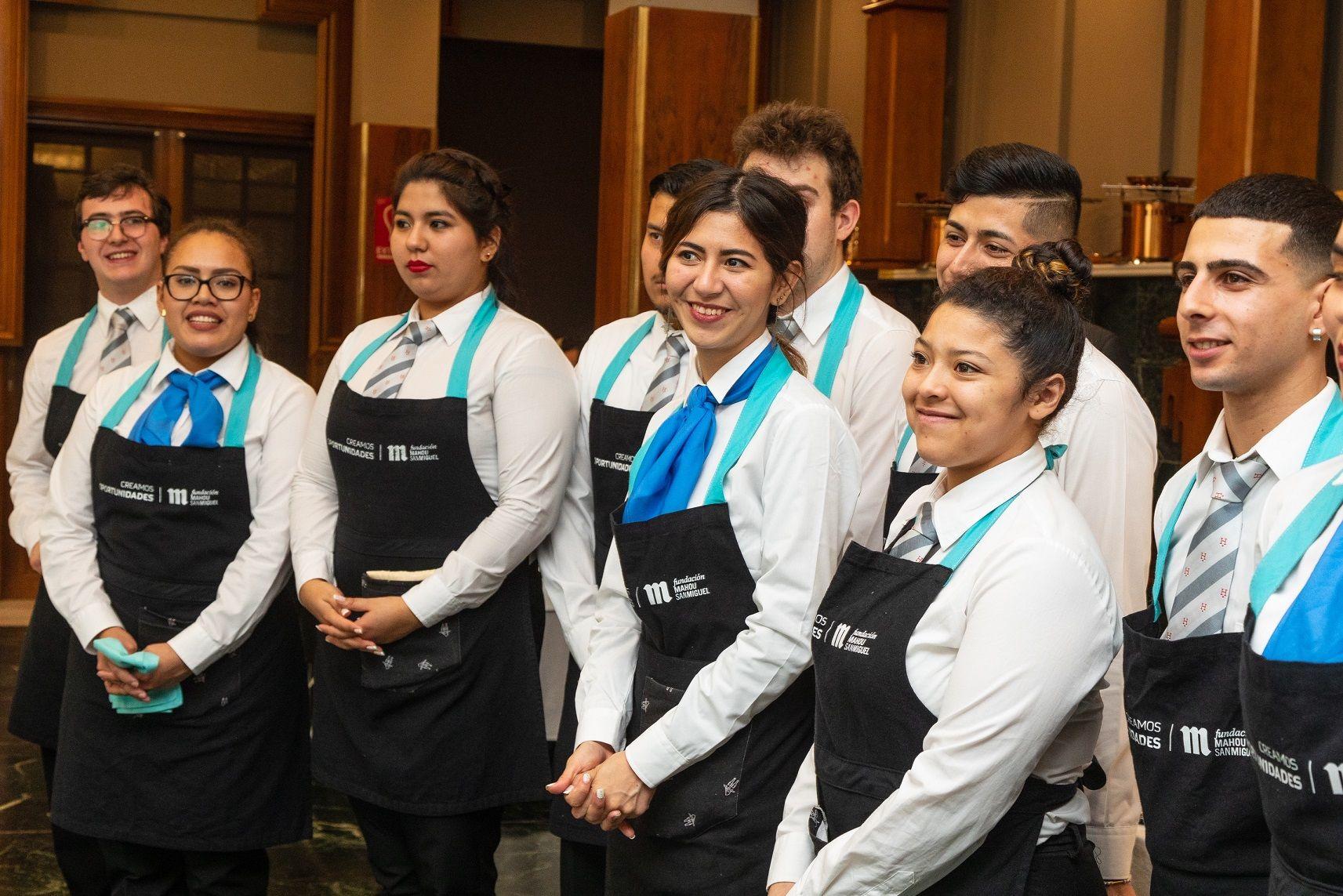 Foto de Fundación Mahou San Miguel refuerza su programa 'Creamos