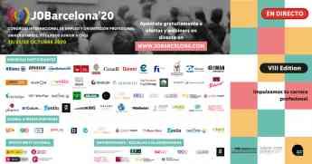 Noticias Formación | JOBarcelona'20 (20/21/22 octubre)
