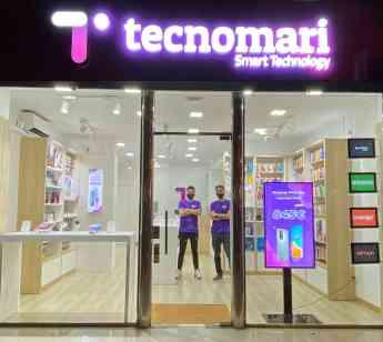 Nueva Tienda TECNOMARI