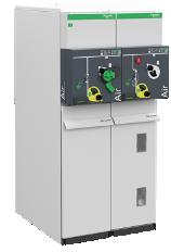 Foto de Schneider Electric anuncia SM AirSeT™, la celda de media