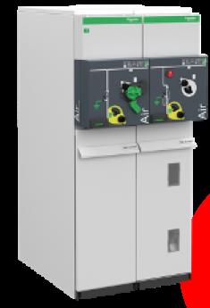 Schneider Electric anuncia SM AirSeT™, la celda de media tensión sostenible y digital sin gas SF6 de efecto invernadero