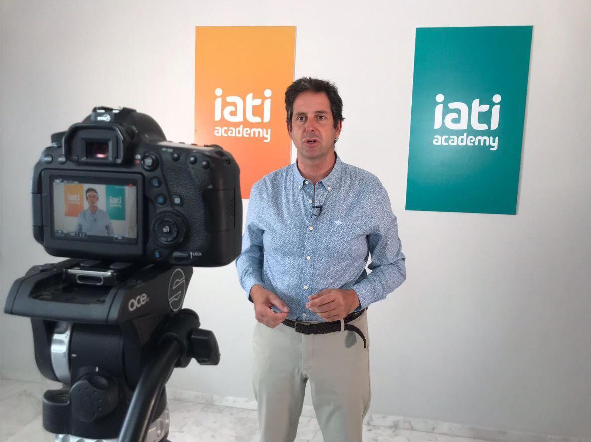 Foto de Alfonso Calzado, CEO de IATI Seguros