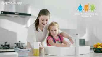 Foto de ¿Por qué el dispensador de jabón automático Simpleway C1
