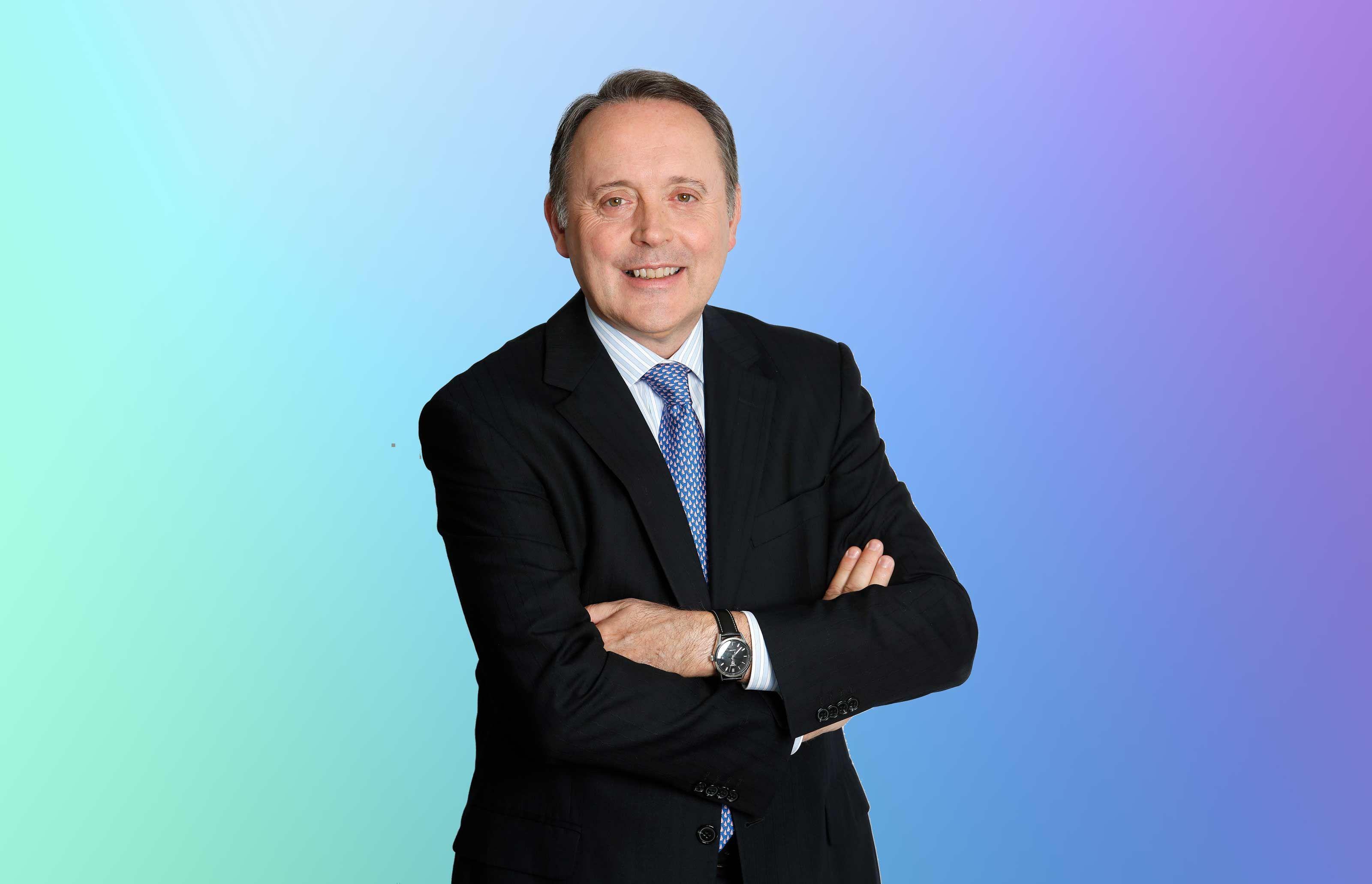 Foto de Joan Castells, presidente de FIATC