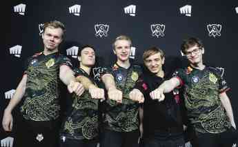 G2 Esports estará en semifinales de Worlds por tercer año consecutivo