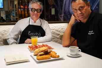 Foto de Enrique Tomas y Cristian Escribà en foodies