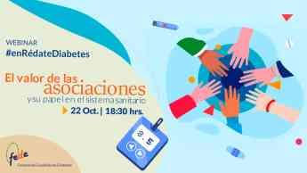 Webinar de la Federación Española de Diabetes (FEDE)