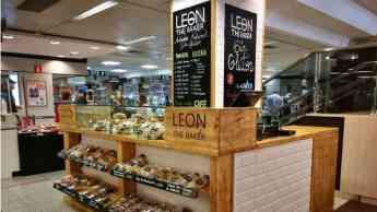 El corte Inglés alcanza los 40 puntos de venta de Leon The Baker