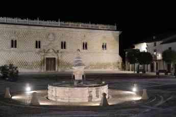 Fuente de la Plaza Mayor de Cogolludo