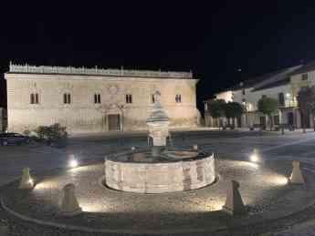 Foto de Fuente de la Plaza Mayor de Cogolludo