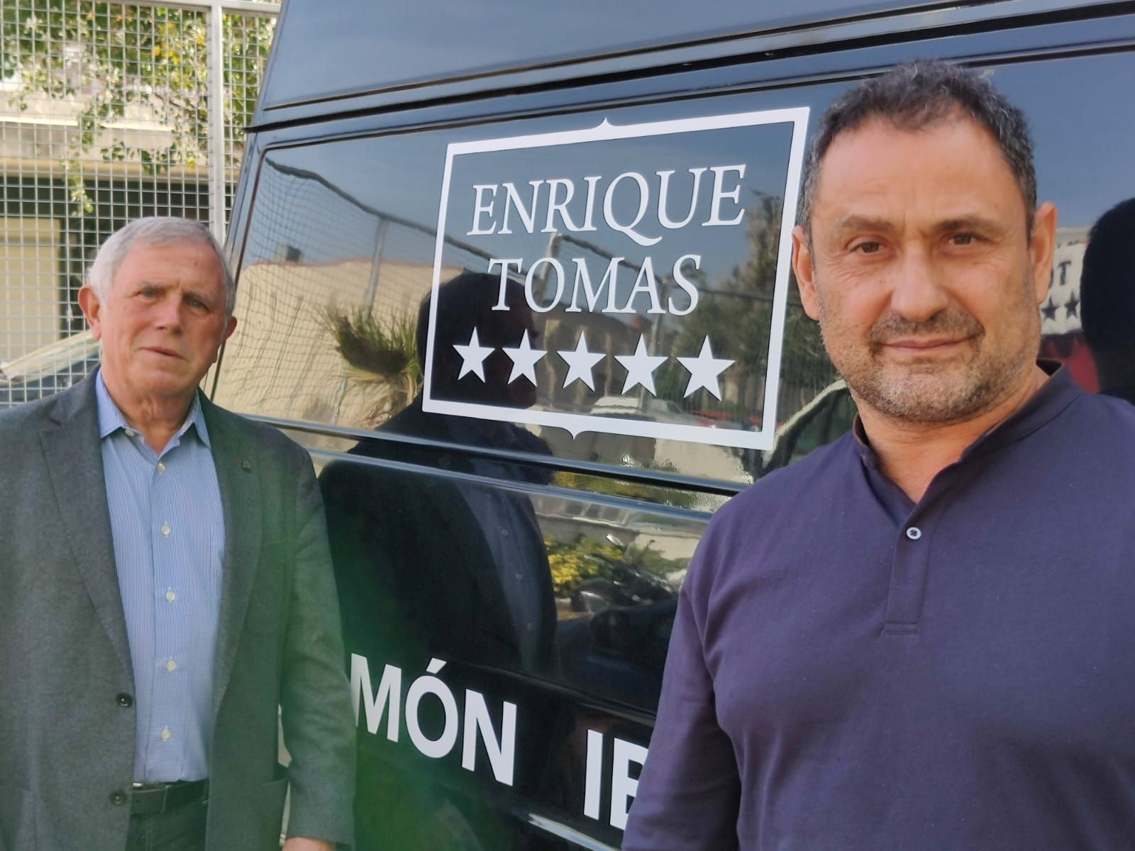 Enrique Tomas SL