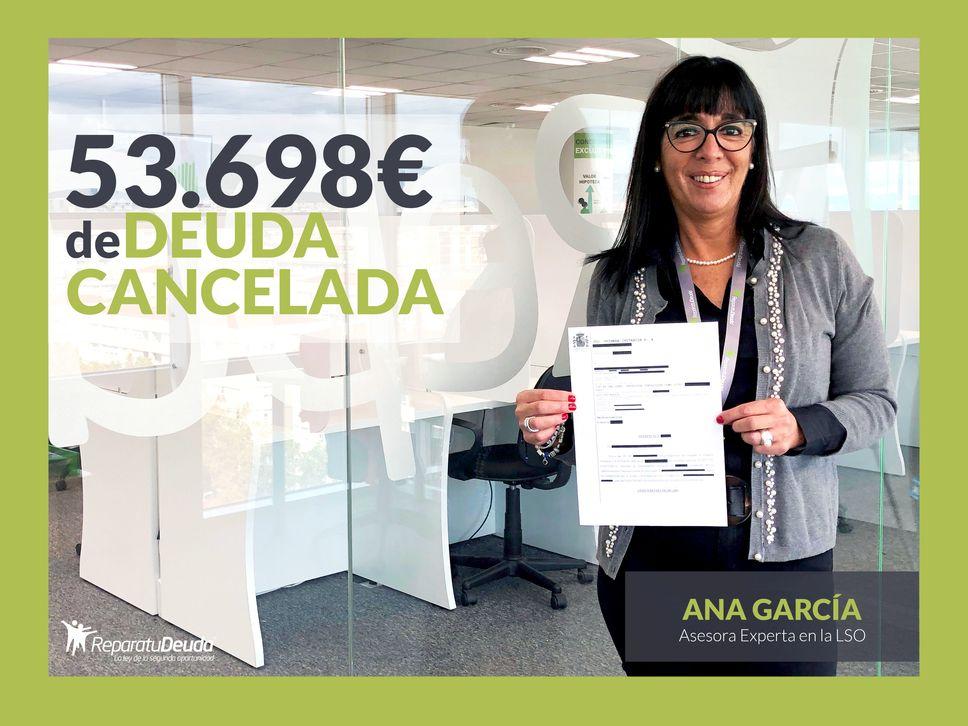 Repara tu deuda Abogados cancela 53.698 ? con 23 bancos en Madrid con la Ley de Segunda oportunidad