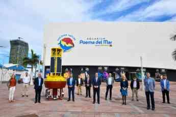 Científicos de Canarias implantan una red pionera de monitorización marina para luchar contra el cambio climático