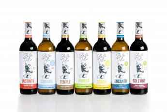 La gama de vinos Bella Pilar