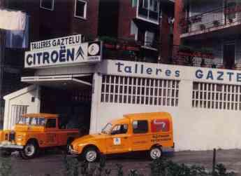 Foto de Gaztelu Ocasión cumple 50 años en el sector del vehículo