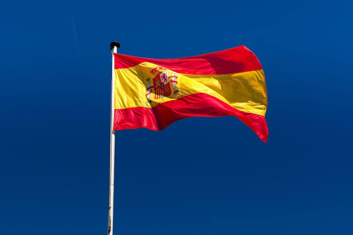 Foto de La bandera de España
