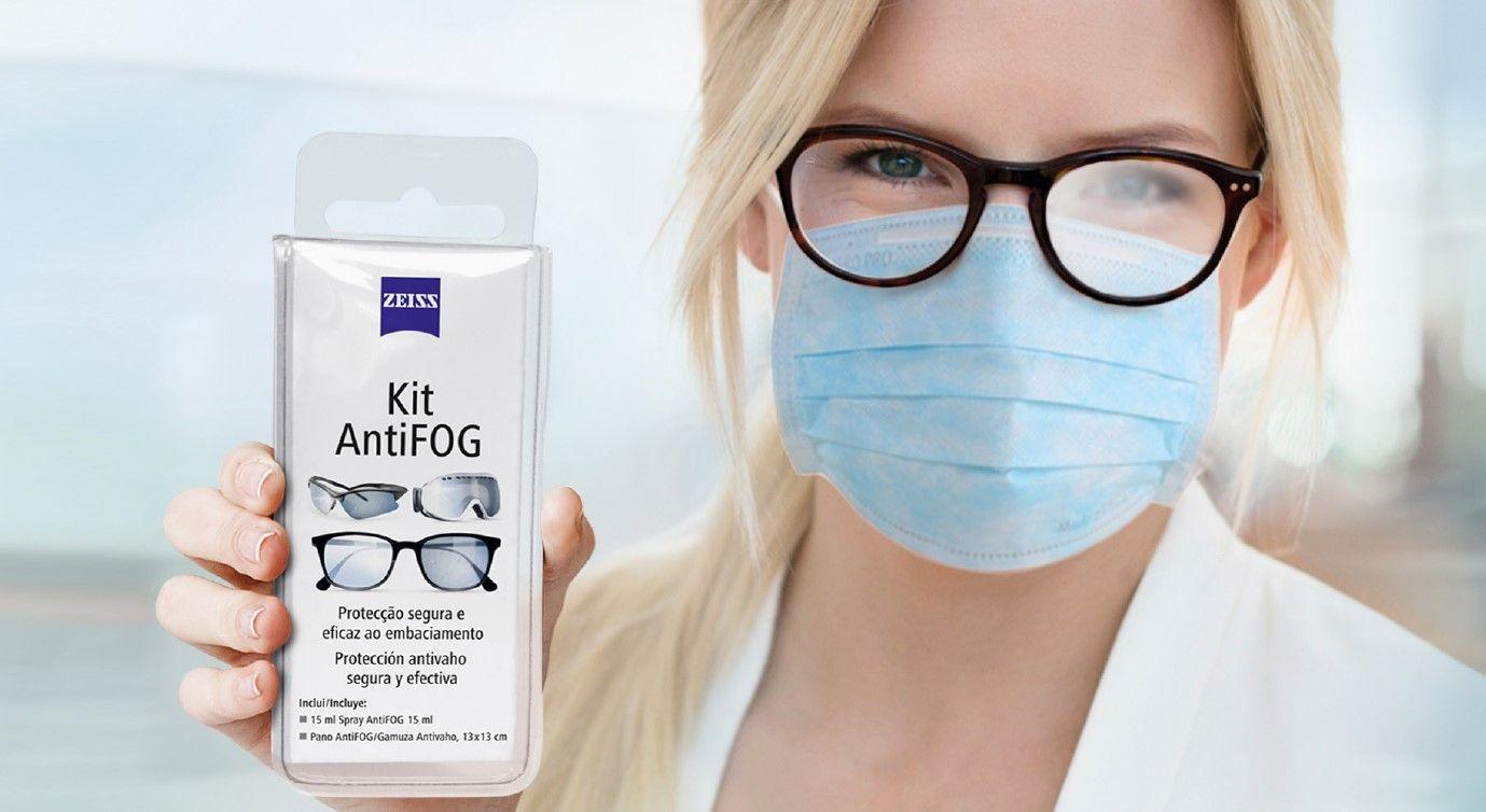 Foto de Adiós a las gafas empañadas con el Kit AntiFOG de ZEISS