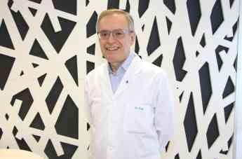 Foto de Jorge Soto, dermatólogo en Policlínica Gipuzkoa