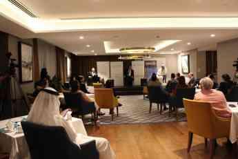 Foto de Foro empresarial organizado por el Abrahamic Business Circle