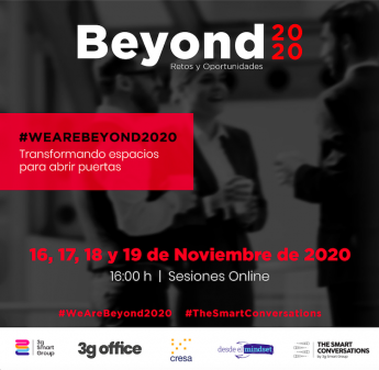 Foto de Beyond 2020. Retos y oportunidades en la era pos-covid