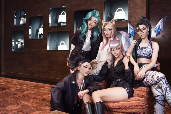 Foto de Louis Vuitton, partner de League of Legends