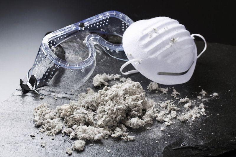 Foto de El peligro del amianto