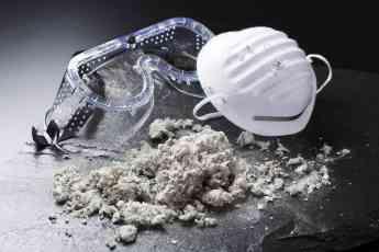 El peligro del amianto