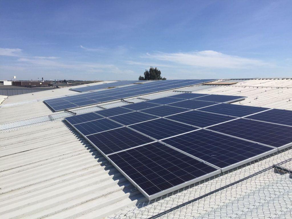 Fotografia Instalaciones fotovoltaicas industriales