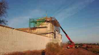Foto de El COACM apuesta por la rehabilitación como motor de la