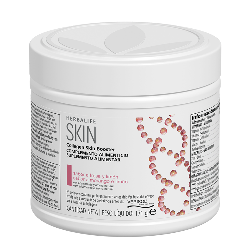 Herbalife Nutrition lanza su nuevo Collagen Skin Booster