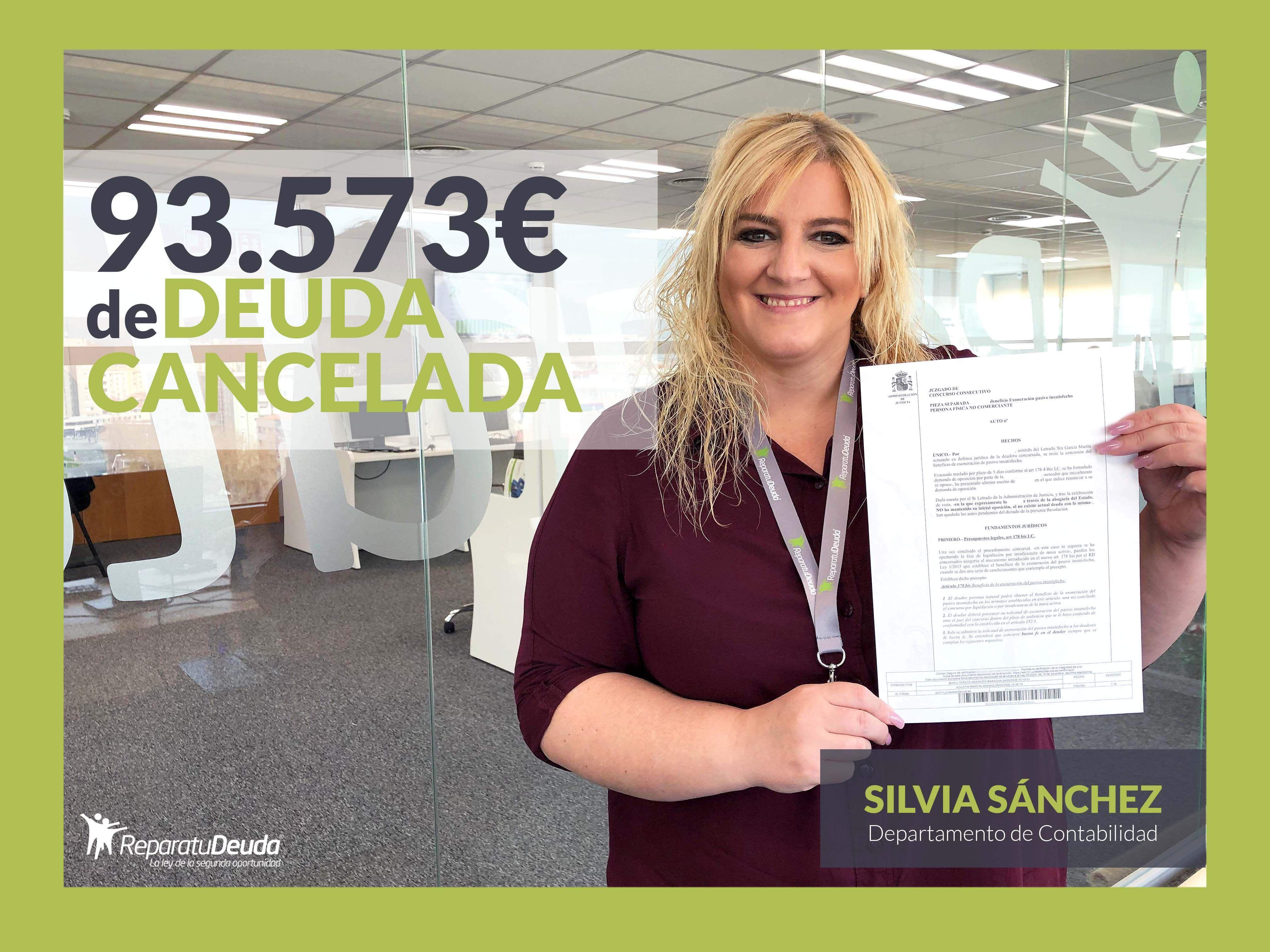 Repara tu Deuda abogados cancela 93.573 ? a un vecino de Girona con la Ley de la Segunda oportunidad