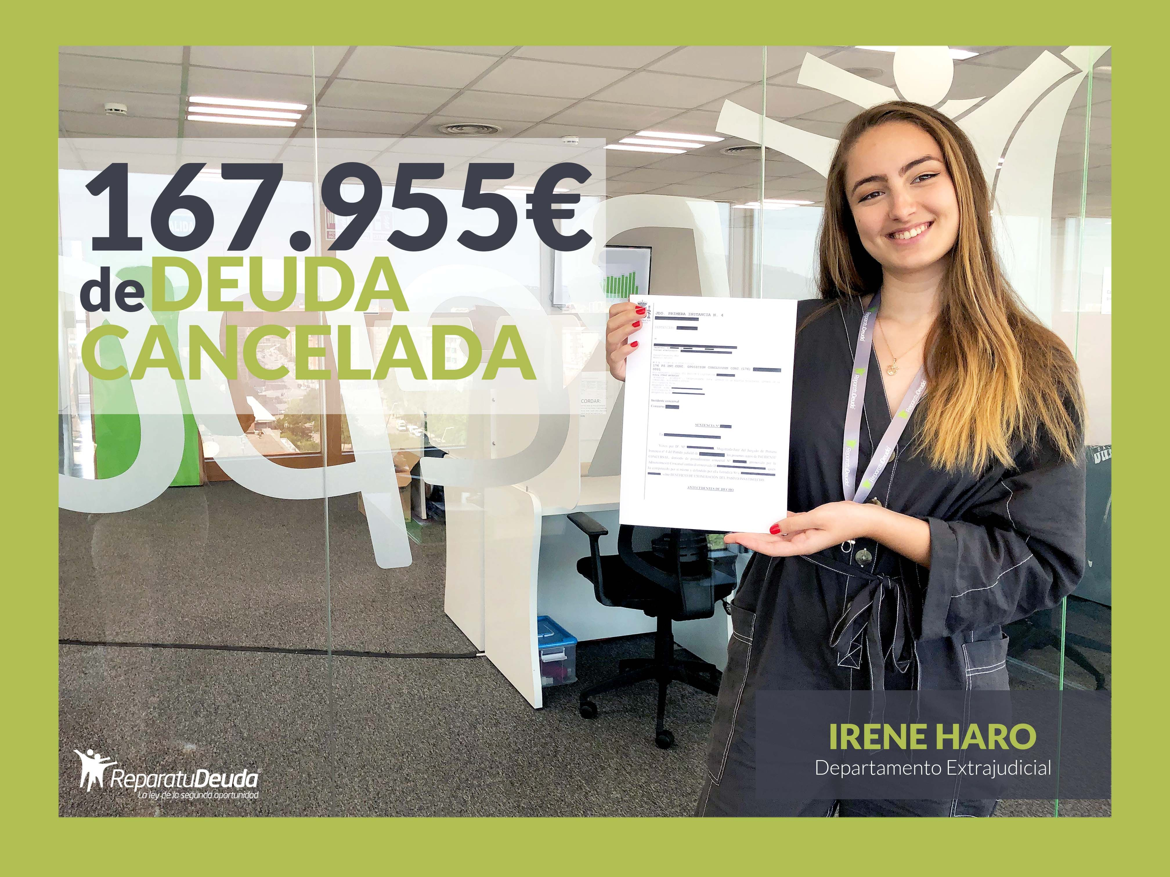 Repara tu Deuda abogados cancela 481.359 ? de deuda en Lleida, con la Ley de la Segunda oportunidad