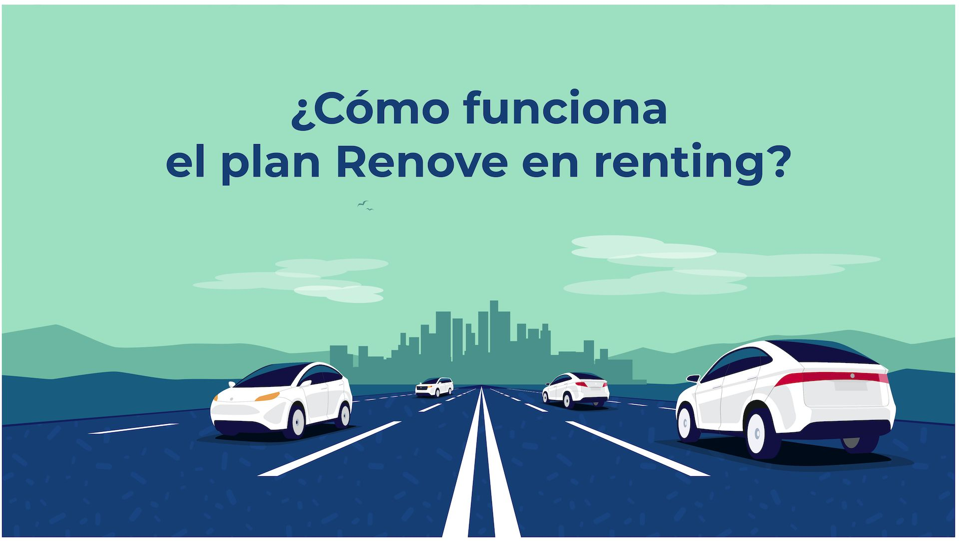 Fotografia Plan renove 2020 renting