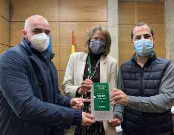 Premio DEKRA Vision Zero al municipio de Siero en Asturias