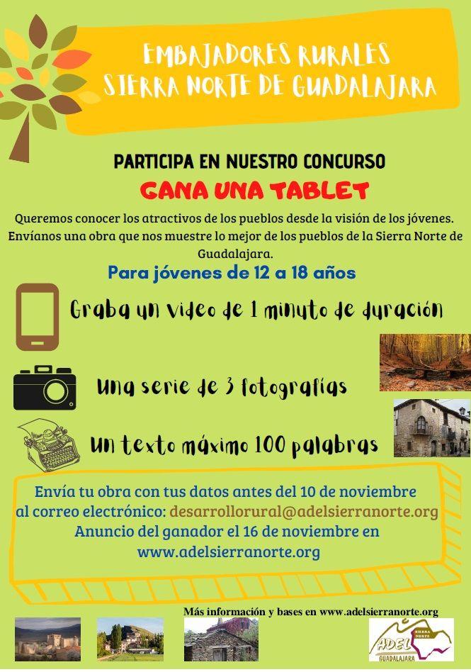 Foto de I Concurso de Arte Embajadores Rurales de la Sierra Norte