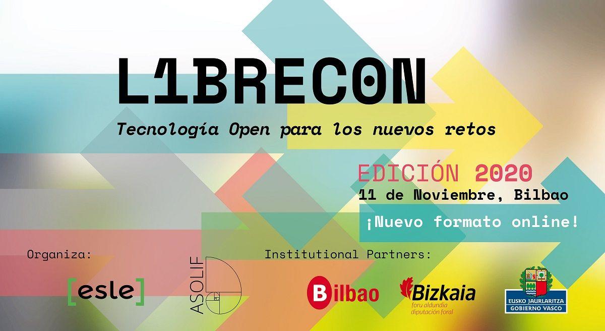 Foto de PRESENTACIÓN DE LIBREC0N 2020