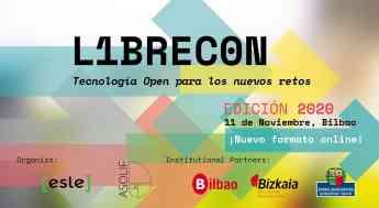 PRESENTACIÓN DE LIBREC0N 2020