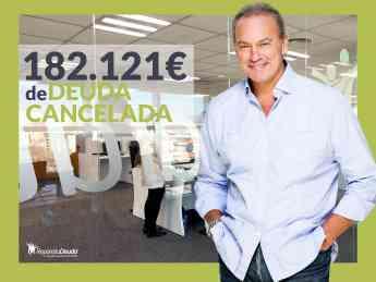 Noticias Derecho | Bertin Osborne imagen oficial de repara tu deuda