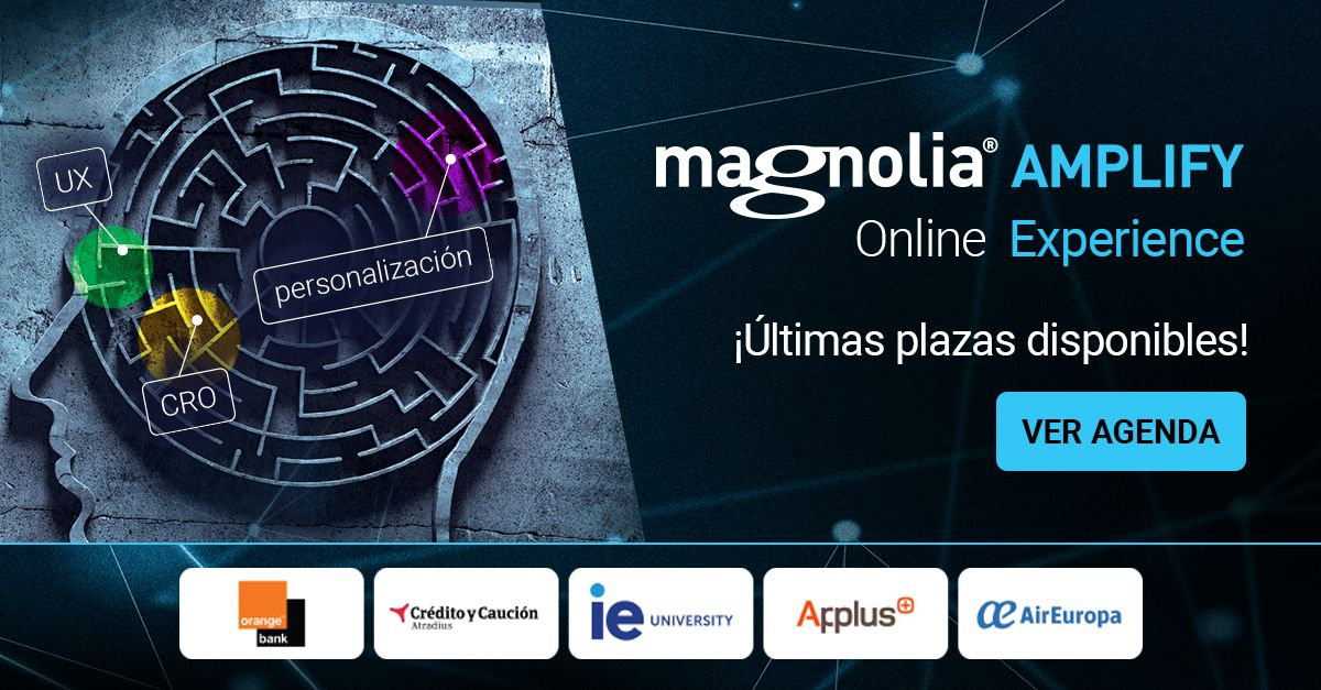 Foto de Magnolia Amplify Online Experience - ¡Últimas plazas!