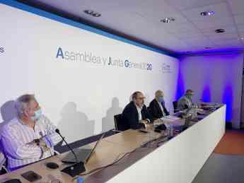 Foto de Asamblea de Cione 2020
