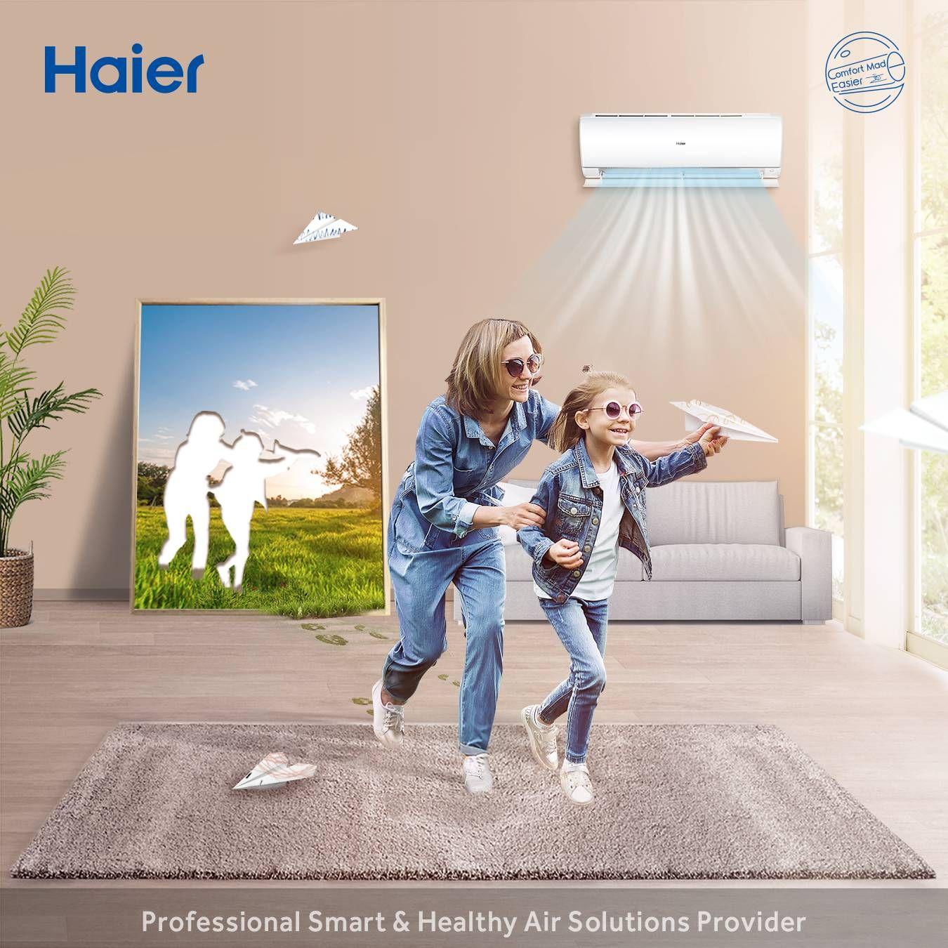 Foto de La buena calidad de aire en el hogar, fuente de salud contra