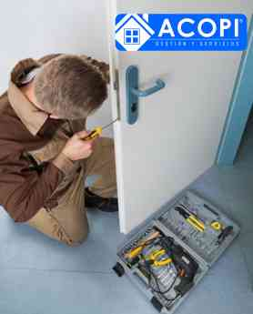 ACOPI CERRAJEROS: ¿Cómo pueden los cerrajeros abrir una puerta cerrada?