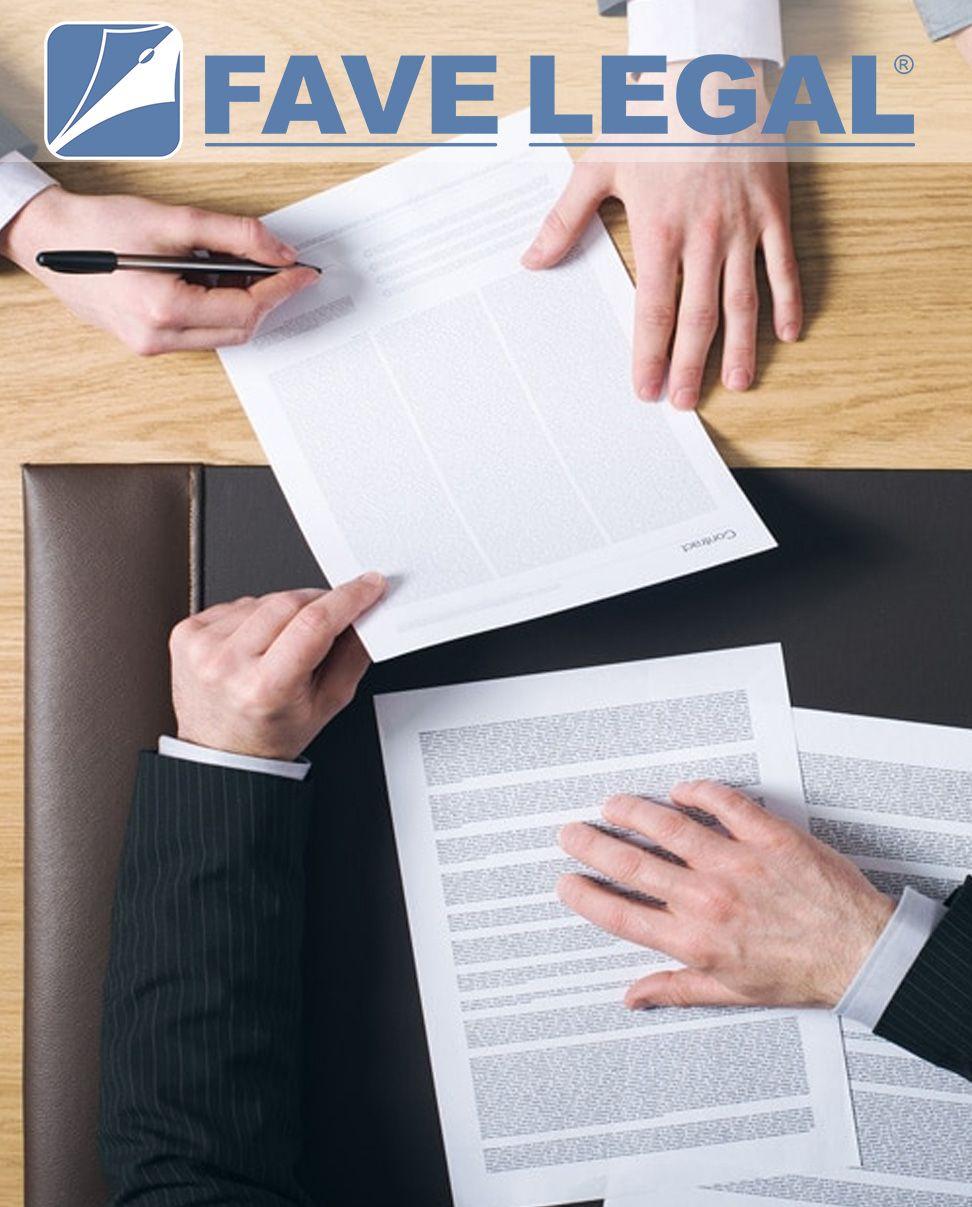 Foto de FAVE LEGAL: ¿Cómo elegir correctamente a un abogado?
