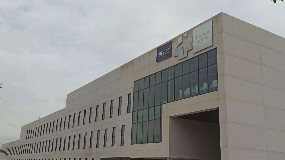 Foto de Exterior Hospital Isabel Zendal