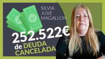 Noticias Derecho | Silvia Juve, ha cancelado sus deudas con Repara tu