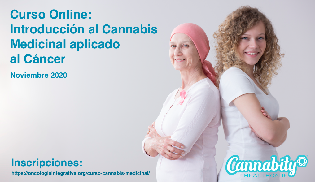 Foto de Curso Cannabis&Cáncer