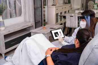 FIV EN CASA - Enfermera en casa de la paciente